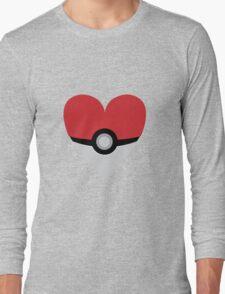 caught my heart 2 Long Sleeve T-Shirt