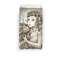 Winya No. 34 Duvet Cover