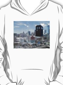 TARDIS Over Philly T-Shirt