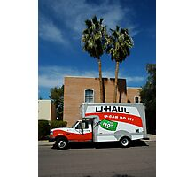 u-haul Photographic Print
