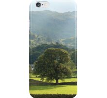 A Visual Poetry Of England iPhone Case/Skin