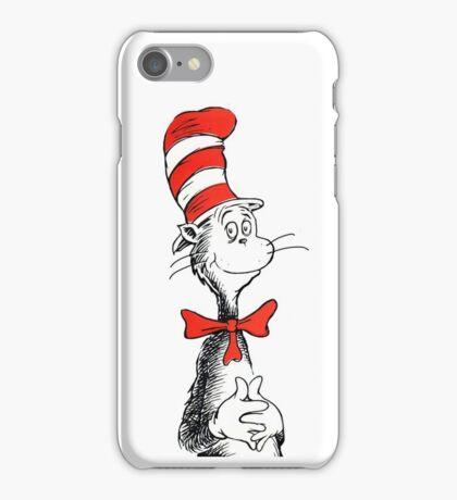 Cat in the Hat - Iphone 6 Case iPhone Case/Skin