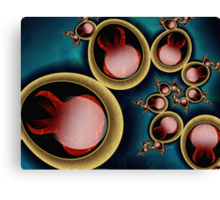 Watch Out for the Pincers Canvas Print