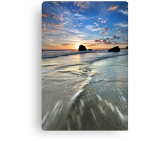 Newdicks Monoliths Canvas Print