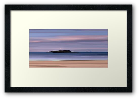 Kildonan Beach Dawn, Isle of Arran by bluefinart