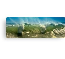 Wave Mist Canvas Print