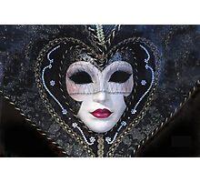 masque Photographic Print