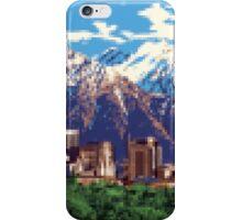 Iconic Salt Lake City iPhone Case/Skin