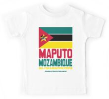 Maputo, Mozambique, Represent Kids Tee