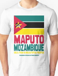 Maputo, Mozambique, Represent T-Shirt