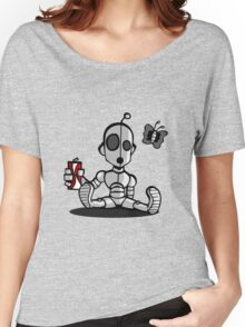 Robot Baby Women's Relaxed Fit T-Shirt