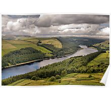 Ladybower Reservoir - The Peak District Poster