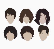 Alex Turner's hair evolution Kids Clothes