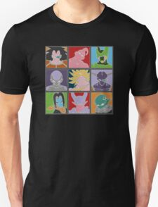 Z Villains T-Shirt