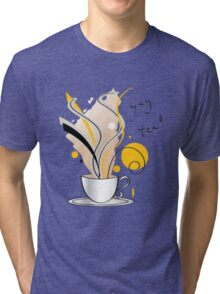 Yay Tea! Tri-blend T-Shirt