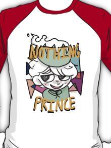 Nothing Prince Design T-Shirt