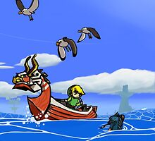Wind Waker by tibbywynter