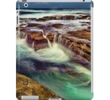 Water in Motion iPad Case/Skin