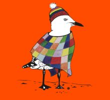 Chilli the Seagull T-shirt Kids Clothes