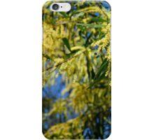 Australian Wattle tree iPhone Case/Skin