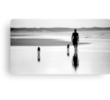 'Together' - Inverloch, Victoria, Australia 2008 Canvas Print