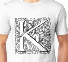 K, the universal reply. Unisex T-Shirt