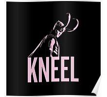 LOKI: Kneel Poster