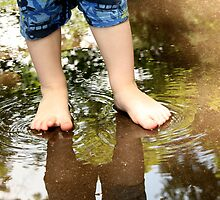 Playin' In Puddles by Taylor Sawyer