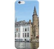Canalside Buildings  iPhone Case/Skin