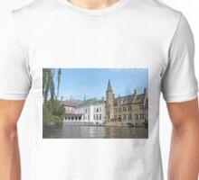Canalside Buildings  Unisex T-Shirt