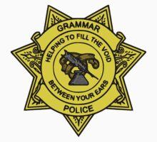 Grammar Police by mobii