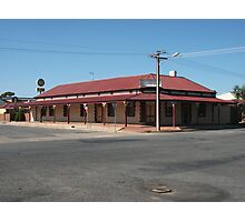 Broken Hill, The Silver Spade,  - 2013 Photographic Print