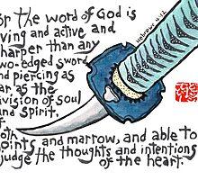 Living Sword by dosankodebbie
