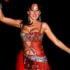Belly Dancer #1 by Peter Evans
