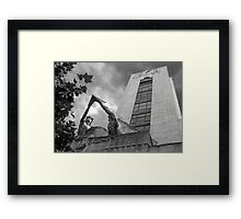 Public Audit Office Framed Print