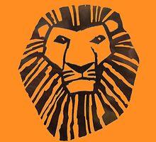 Lion King Logo by jodibertrand