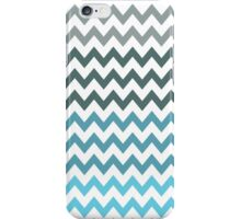 Minty Chevrons iPhone Case/Skin