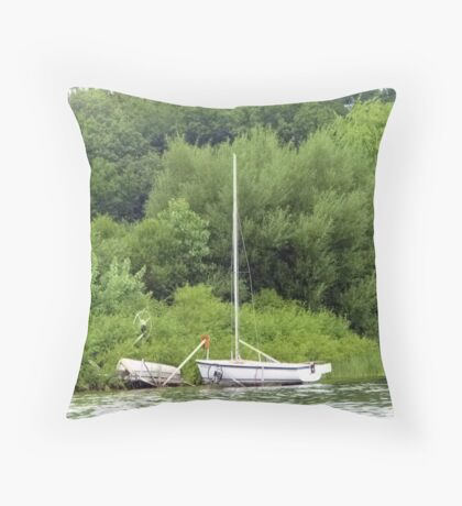TO DINGHYSAILOR1 Throw Pillow