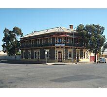 Broken Hill, Duke of Cornwall Inn Photographic Print