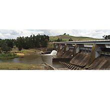 Scrivener Dam Photographic Print