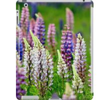 Wild Lupins II iPad Case/Skin