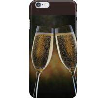 Golden Refreshment iPhone Case/Skin