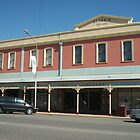 Broken Hill Regional Art Gallery Sully's bldg by Heather Dart