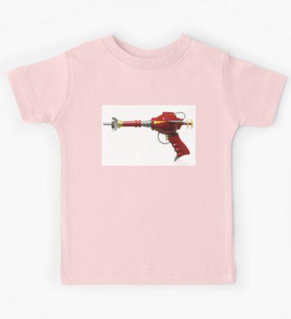 Retro Ray Gun Kids Tee