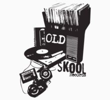 Oldskool Records T-Shirt