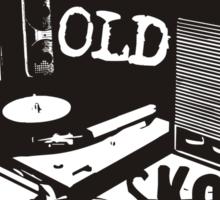 Oldskool Records Sticker