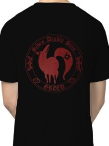 Fox, The Greed Classic T-Shirt
