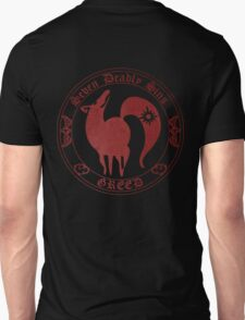 Fox, The Greed Unisex T-Shirt