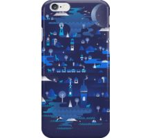 Midnight Blue iPhone Case/Skin