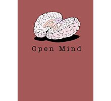 Open Mind Photographic Print